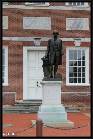 Denkmal von George Washington