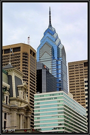 Downtown Philly
