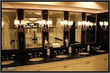 Toiletten Waldorf Astoria