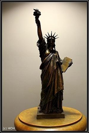 Broze Statue Miniatur