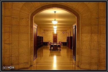 Im Inneren der New York Public Library
