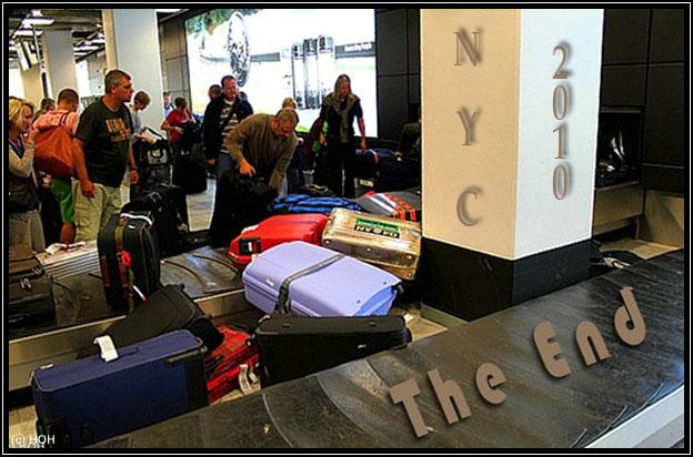 Kleines Koffer-Chaos am Düsseldorfer Flughafen