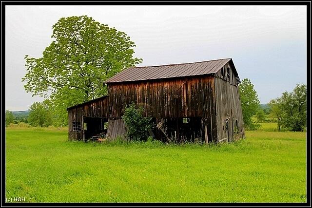 Eine der Old Barns