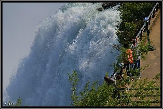 Naturgewalten ... American Falls