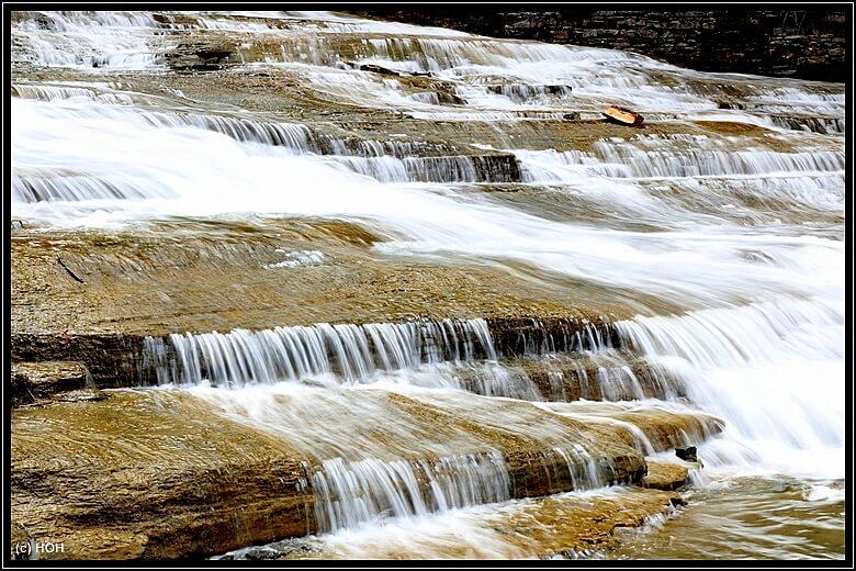 Kaskaden Buttermilk Falls