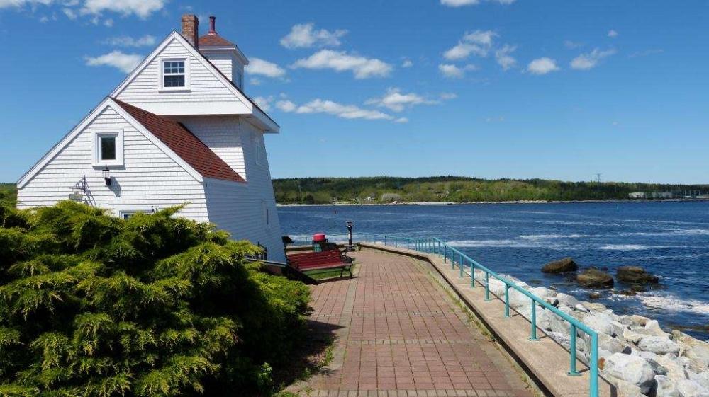 Der Leuchtturm wurde an der Route der Leuchttürme in Nova Scotia aufgenommen. Kanada ist neben Schottland mein absolutes Lieblingsland.