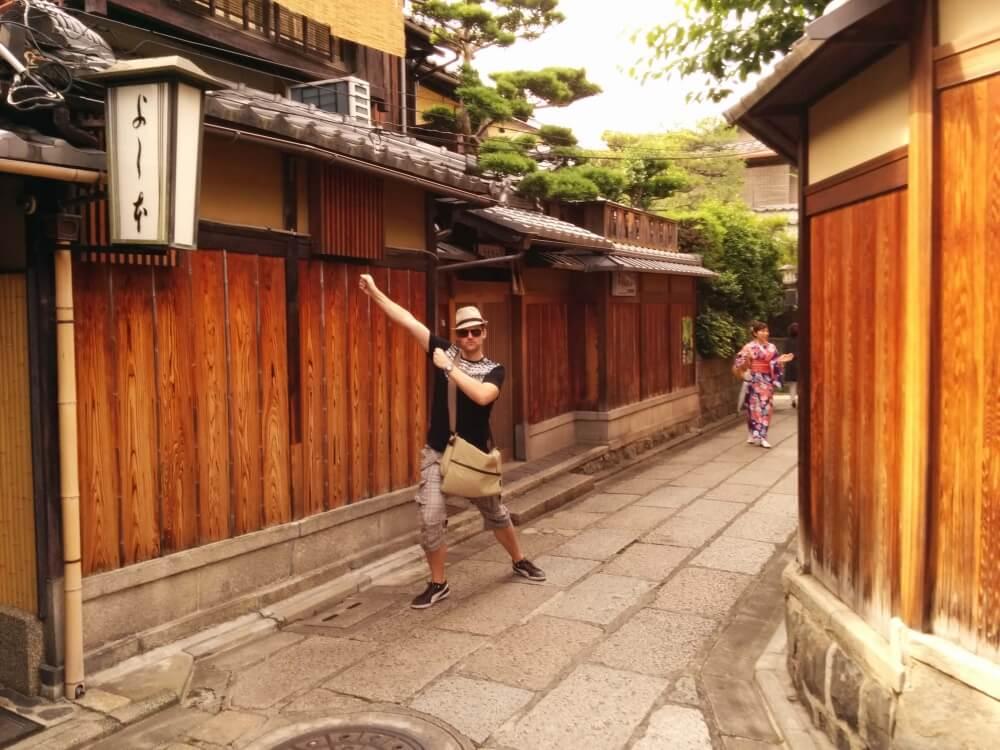 Wenn man in Japan zu viele Animes geguckt hat