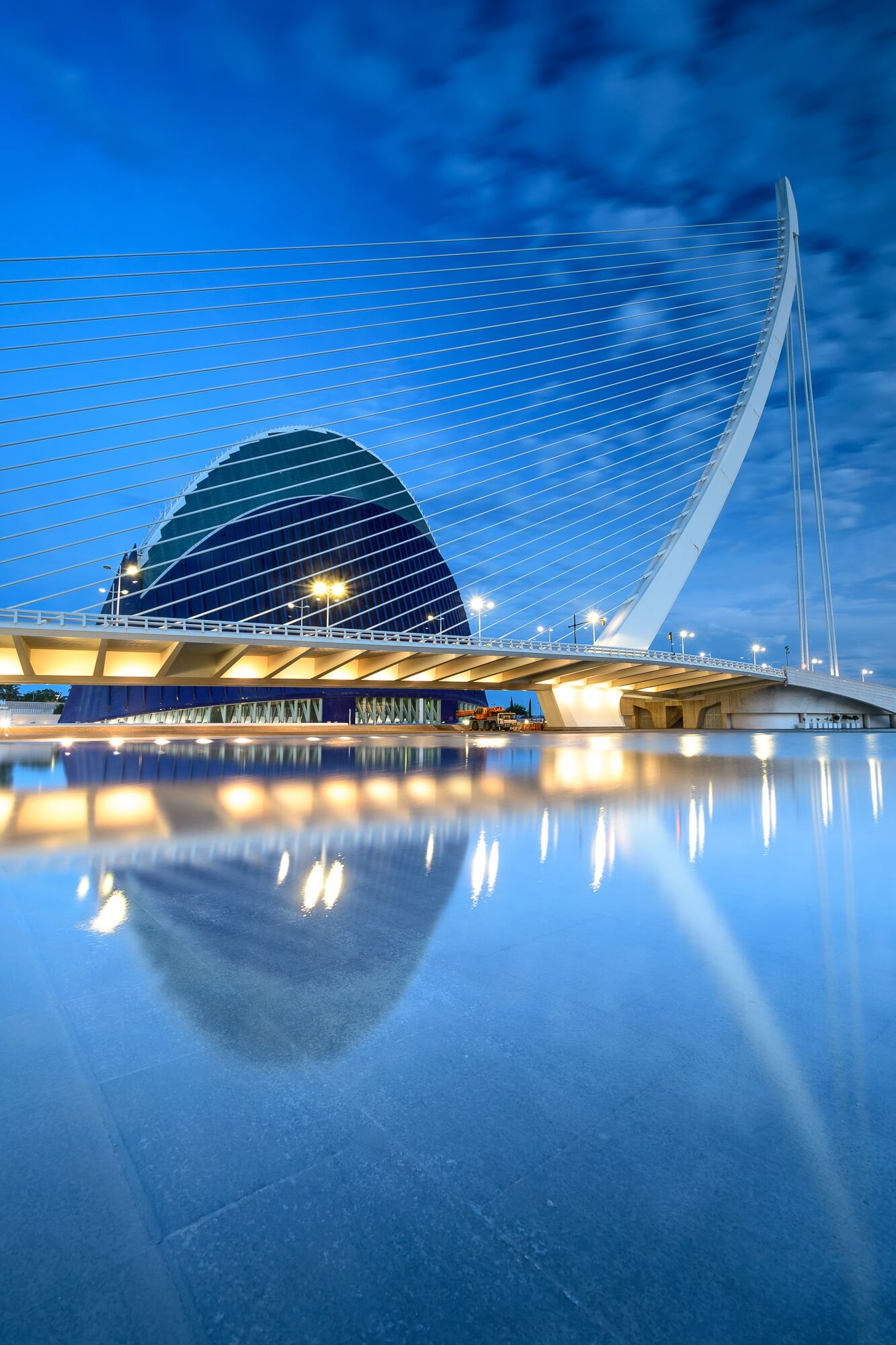 Spanien - Die moderne Architektur Valencias ist genau das, was wir bei Städtetrips lieben