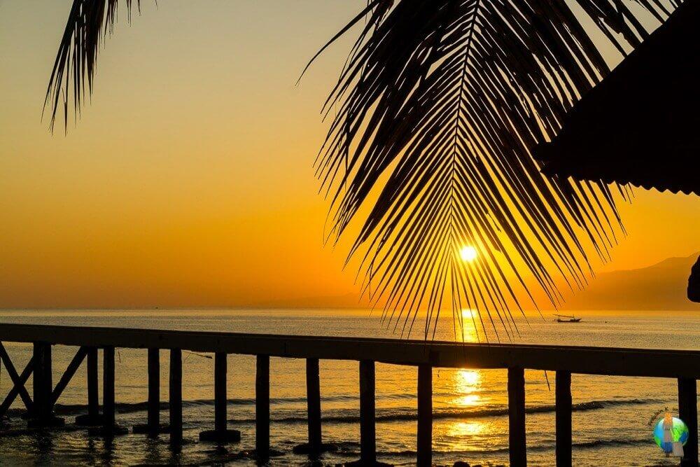 Manchmal hat es auch etwas Gutes, wenn man morgens früh wach ist. So kam ich in den Genuss dieses wunderschönen Sonnenaufgangs. Ich liebe einfach die Farben.