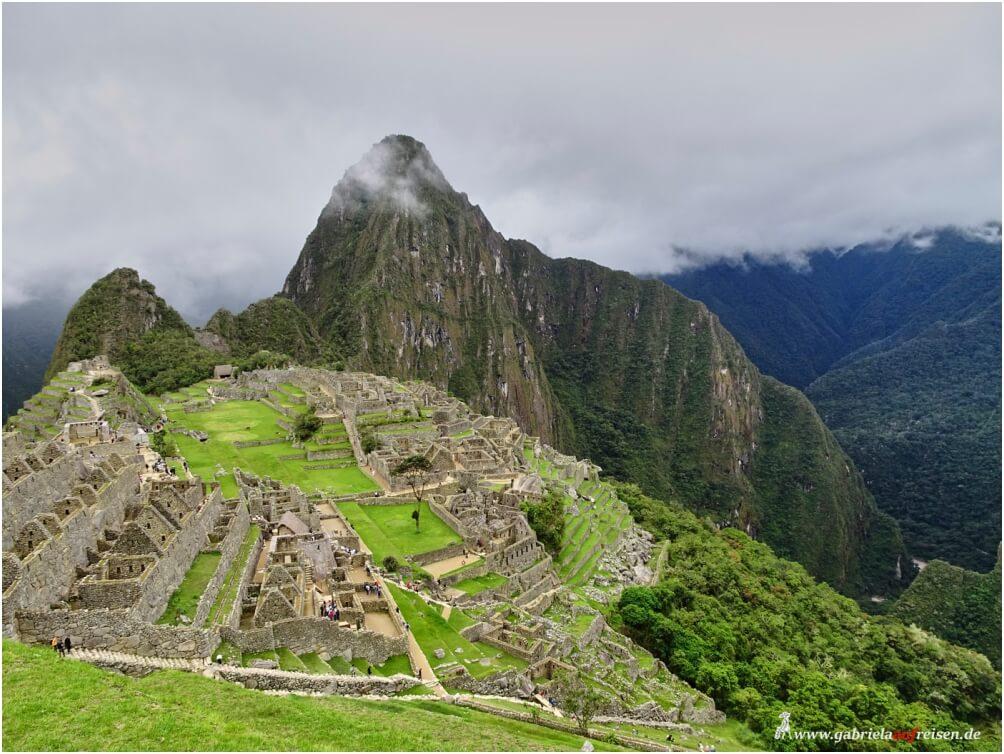 Machu Picchu erkunden, einmalig schön!