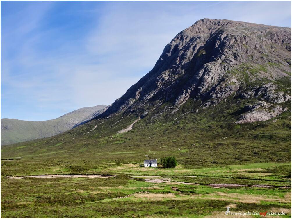 Schottland, das ist Einsamkeit