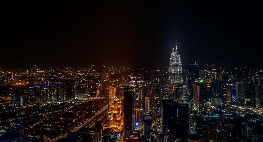 Twin Towers: Das Wahrzeichen in Kuala Lumpur, unserer Lieblingsstadt.