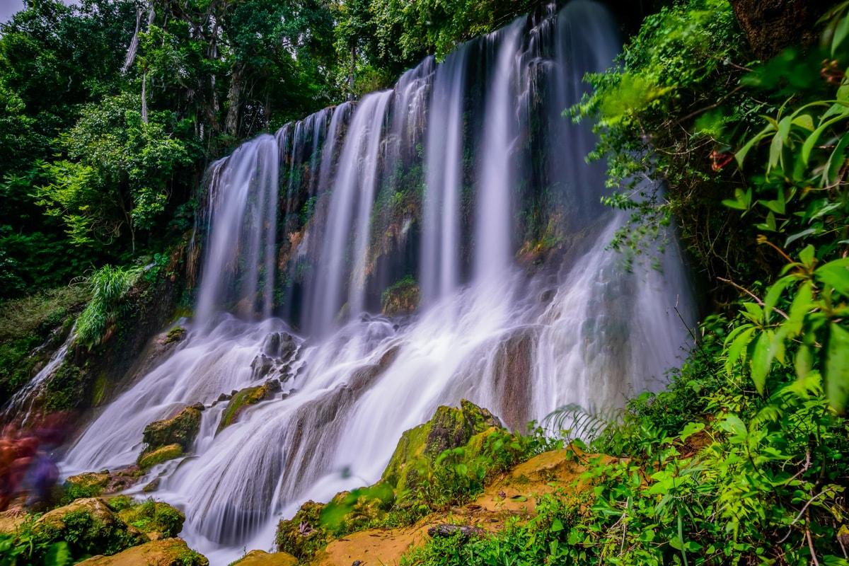 El Nicho: Der Wasserfall, der uns immer in Erinnerung bleiben wird.