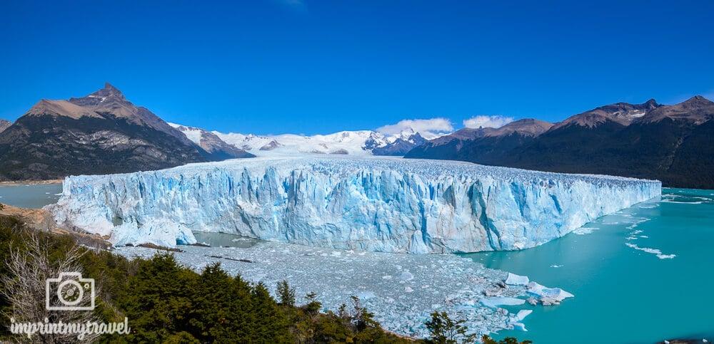 Perito Moreno, Los Glaciares Nationalpark, Argentinien/ Patagonien, Februar 2017 Einer der fotogensten Gletscher der Welt präsentierte sich mir bei Traumwetter!