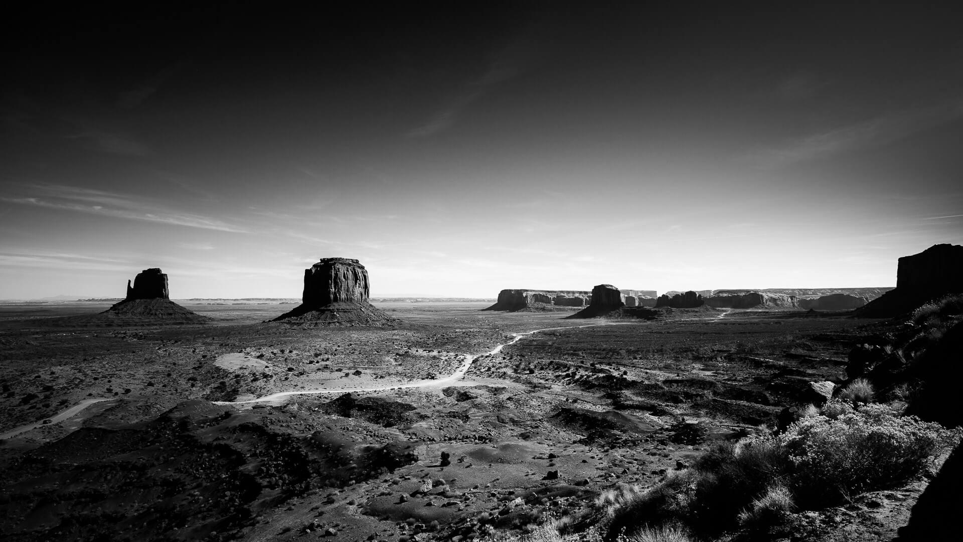 Monument Valley – eine Landschaft, für die wir keine Worte finden