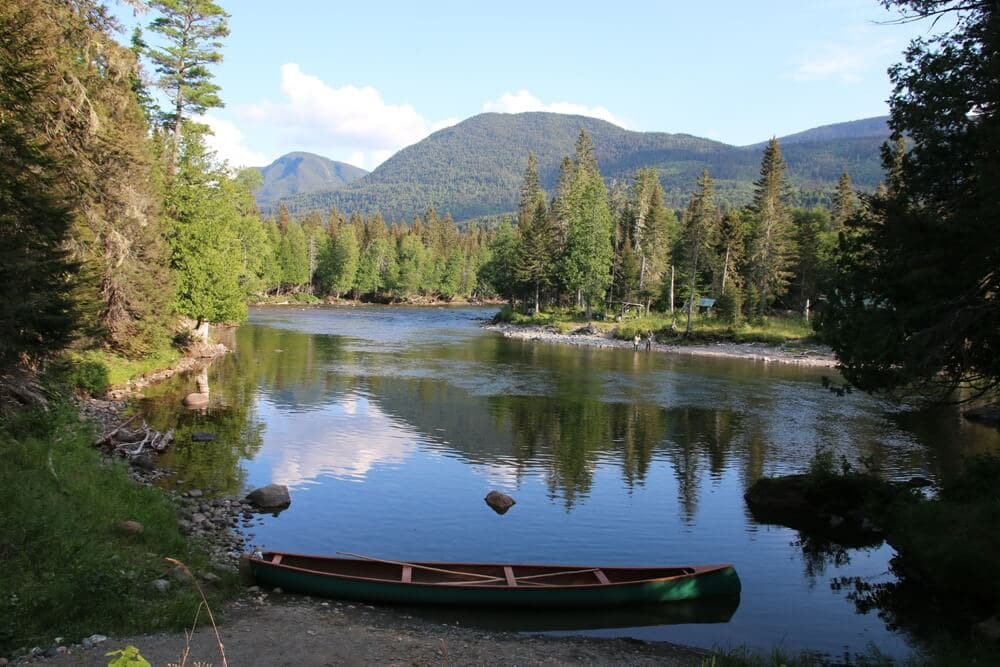Typisch Kanada - dieses Bild verkörpert für mich Kanada. Entstanden ist es auf der Gaspesié Halbinsel.