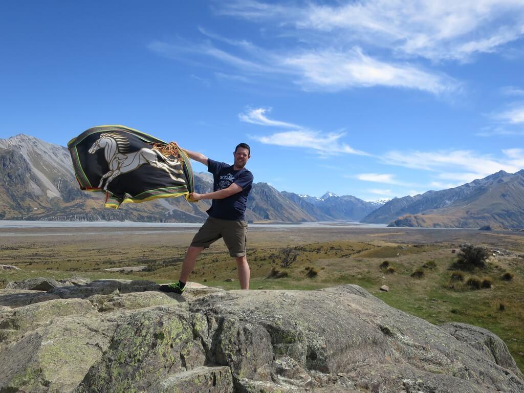 Rohan in Neuseeland