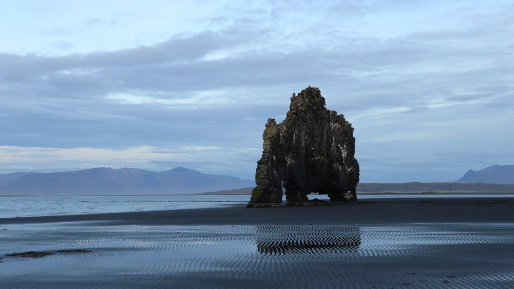 Hvitserkur in Island