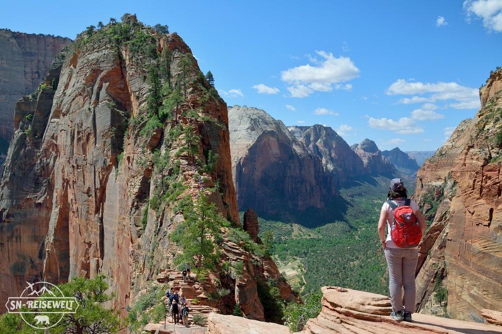 Zion Nationalpark USA