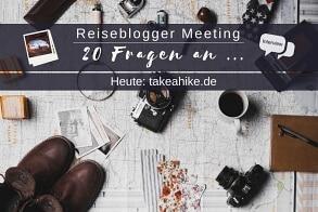 Reiseblogger Meeting takeahike