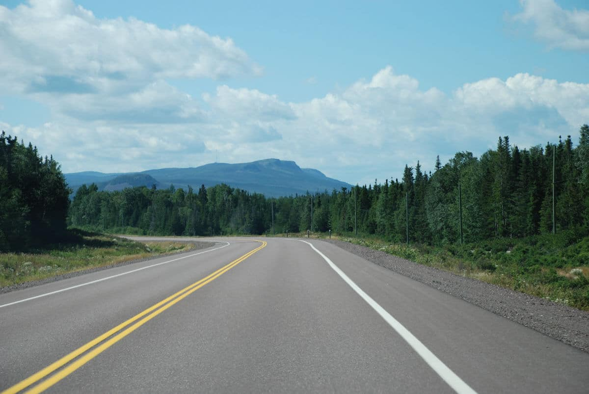 Wir lieben Roadtrips – am liebsten durch die Weite Kanadas, wie hier auf Neufundland.