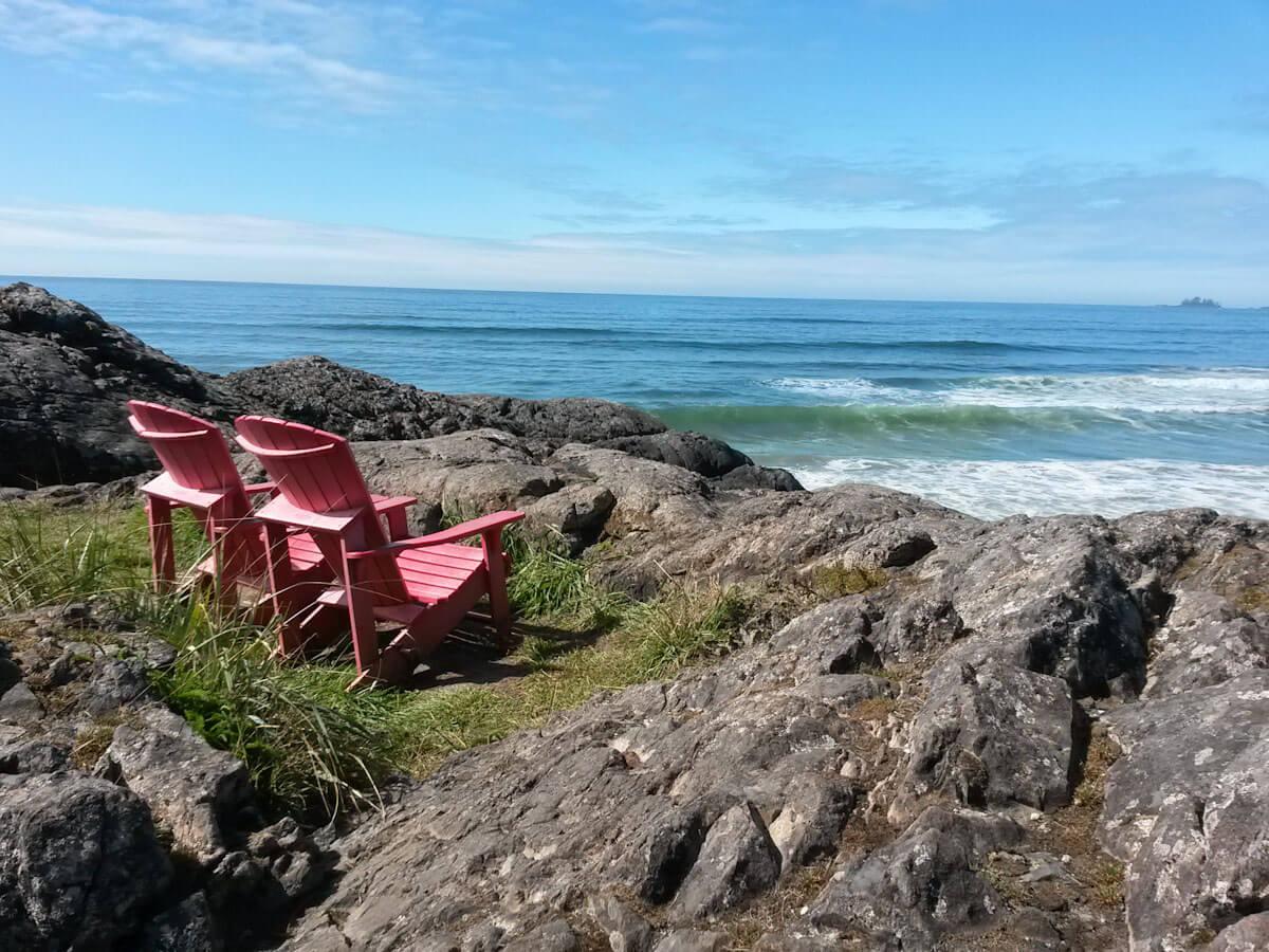 Der Long Beach bei Tofino auf Vancouver Island ist nicht nur ein Traumstrand, sondern auch ein Paradies für Surfer.