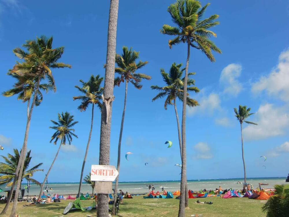 Martinique war die erste Station unserer Reise als Digitale Nomaden um die Welt. Dabei sind wir als Kitesurfer immer dem Wind gefolgt.