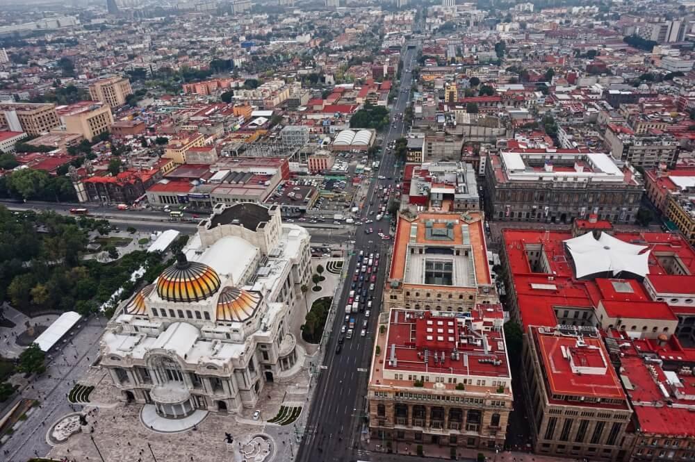 Mexiko-Stadt ist für sechs Monate Maries Zuhause und einfach eine riesige Metropole voller Smog, Kultur, Streetfood und herzlichen Menschen.