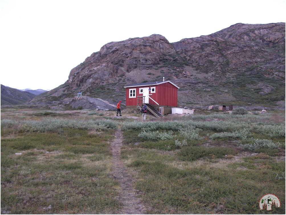 Die Ikkatooq Hütte