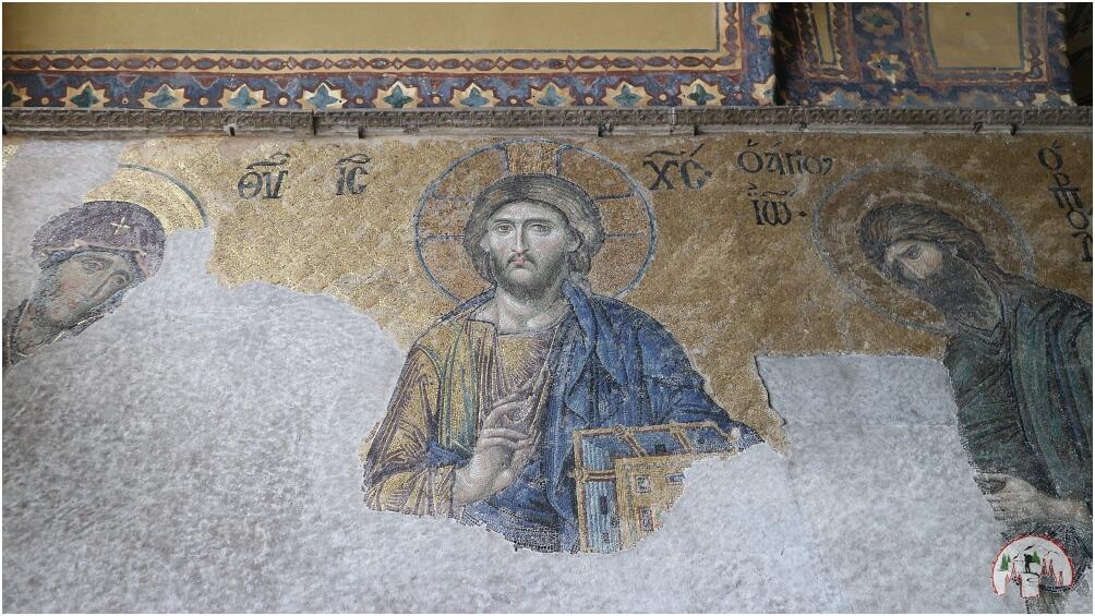 Deësis-Mosaik