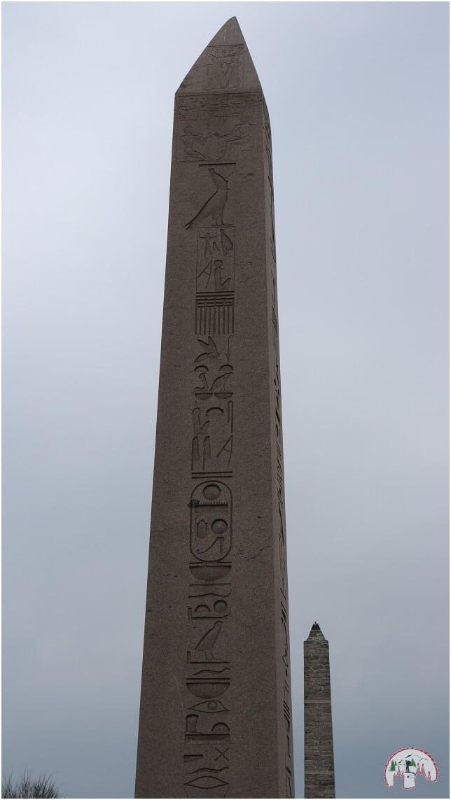 Der Obelisk von Thutmosis III.