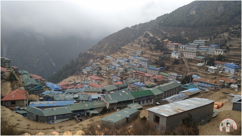Namche Bazar Everest Trek