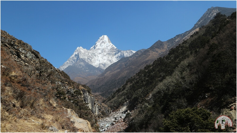 Ama Dablam Tengboche Everest Trek