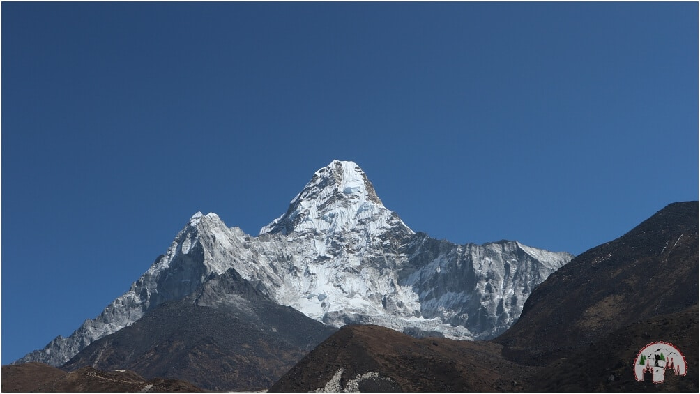 Ama Dablam Pangboche Everest Trek