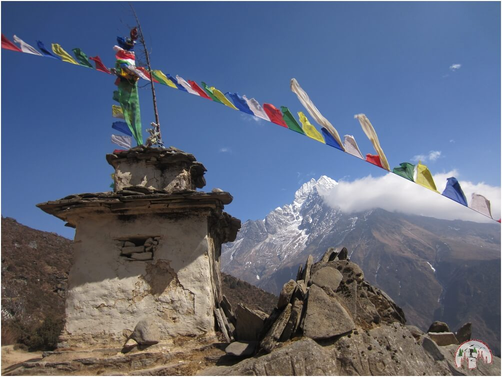 Namche Bazar Thamserku Everest Trek