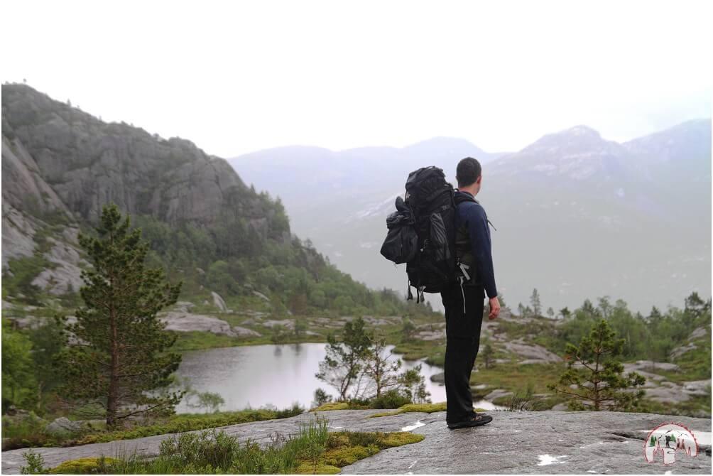 Preikestolen Wanderung