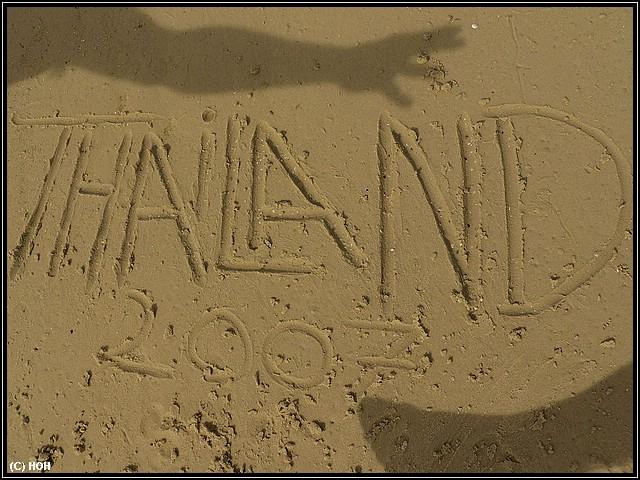 Thailand 2007 ... *ENDE*