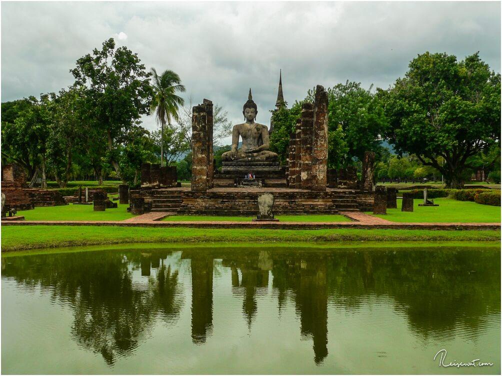 Buddha im Wat Mahathat