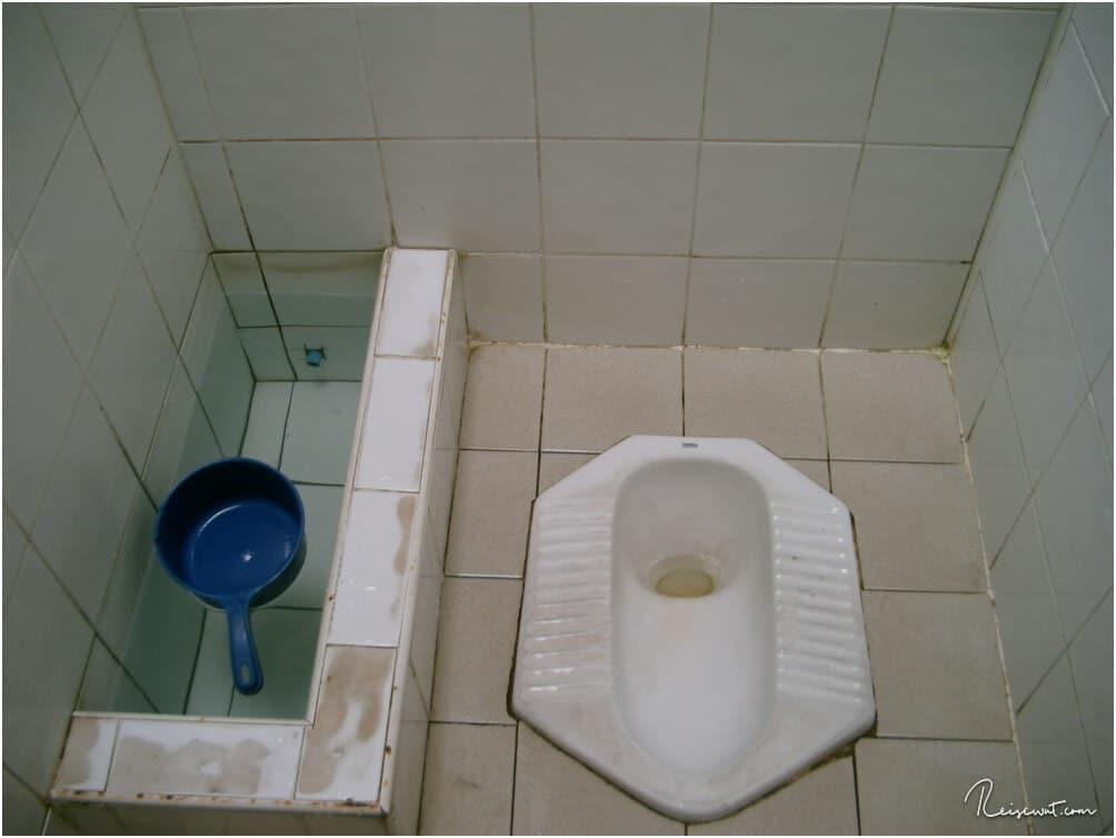 WC ... die Deluxe-Variante