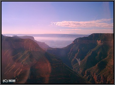 Helikopterflug Grand Canyon