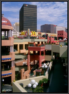 Horton Plaza Shopping Center