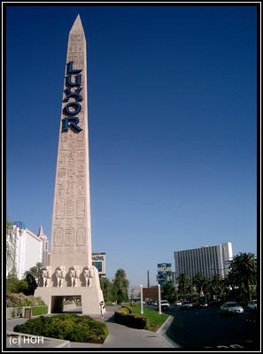 Luxor Monolith