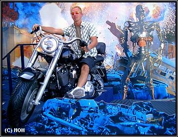Terminator ... ich komme wieder!