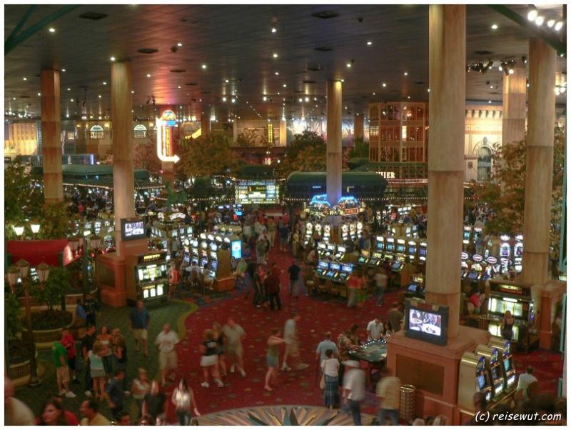 So schaut es im Inneren der Casinos aus