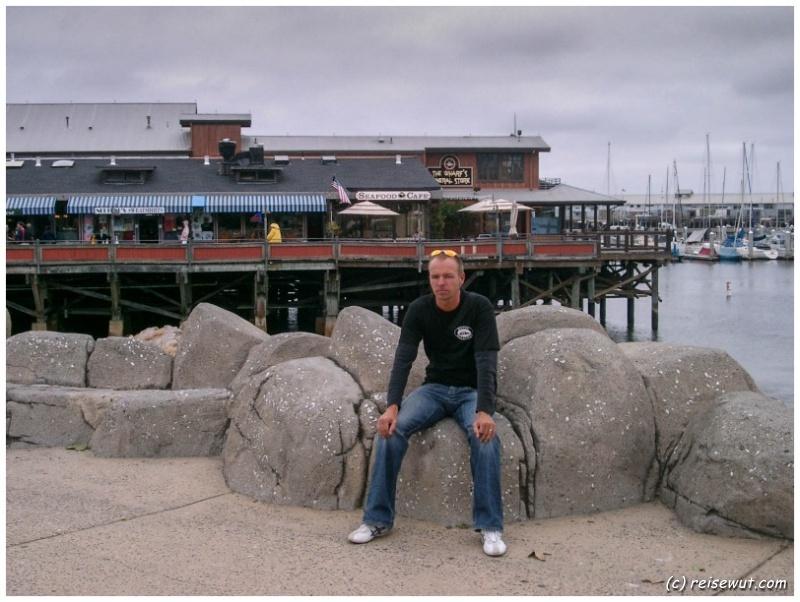 Fishermans Wharf bei Monterey