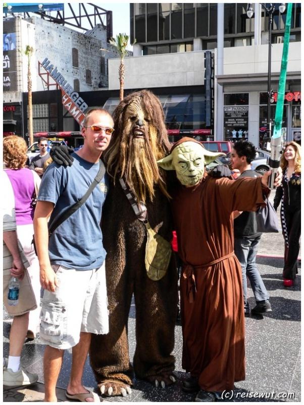Bekannte Gesichter aus dem Star Wars Universum *lach*