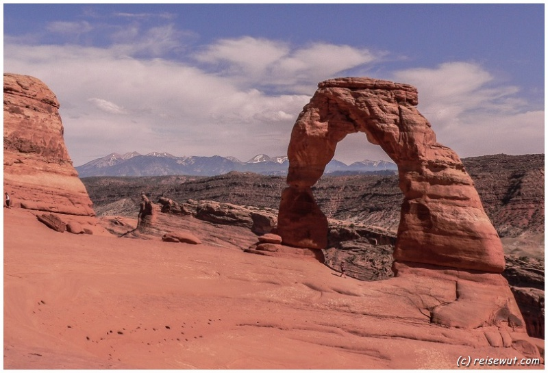 Arches National Park bei Moab, Utah