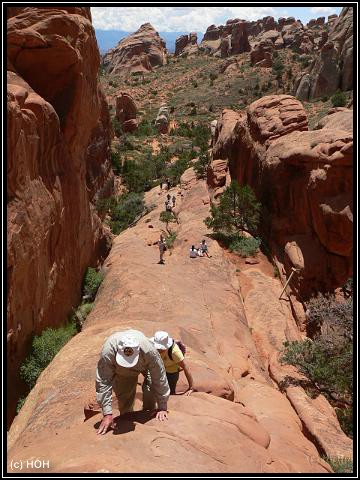 Partition Arch Trail