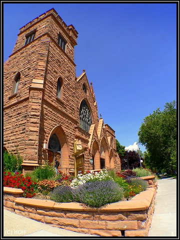 Kirche in Salt Lake City
