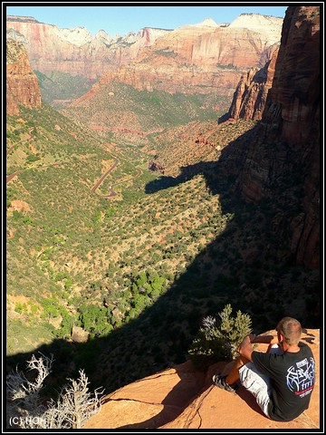 Zion ... Canyon Overlook